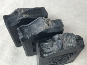 Image of Charcoal Peppermint & Rosemary Bar