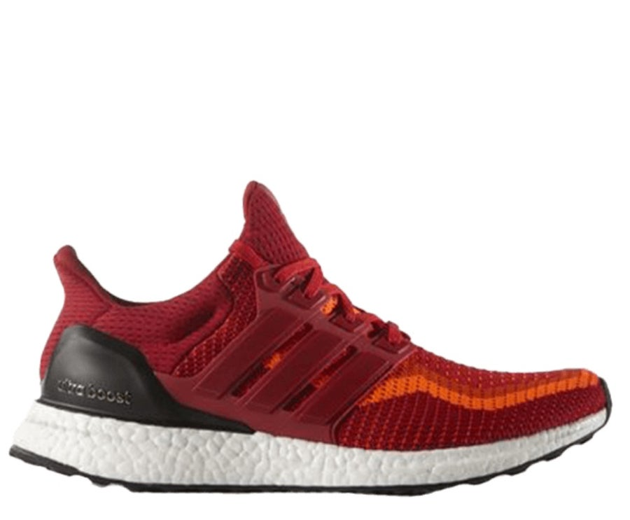 Image of ADIDAS ULTRA BOOST GRADIENT POWER RED