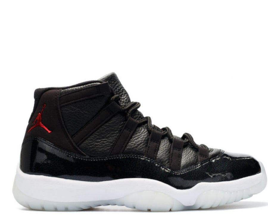 "Image of NIKE AIR JORDAN 11 RETRO ""72 - 10""  378037 002"