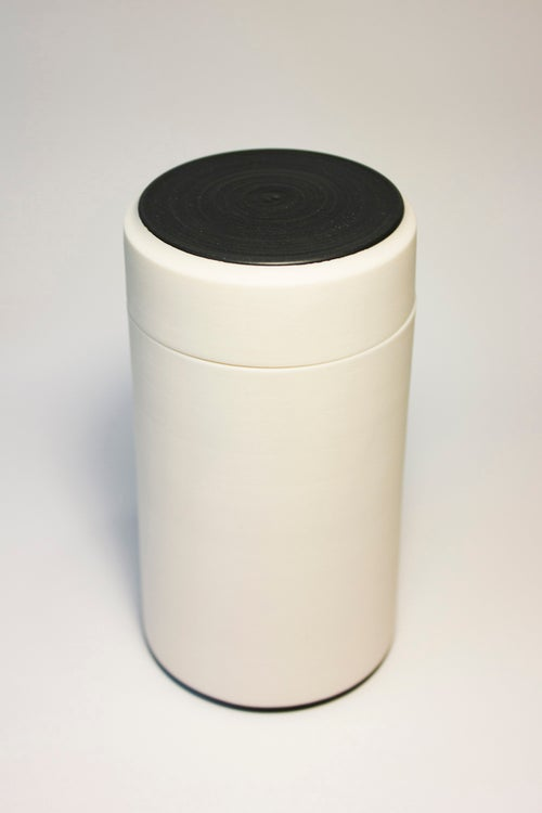 Image of Ebony Capsule Urn
