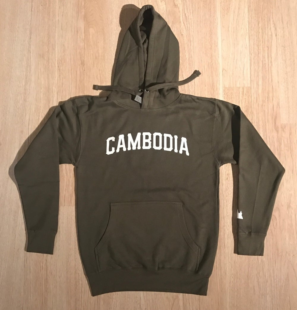 Image of REP CAMBODIA HOODIE