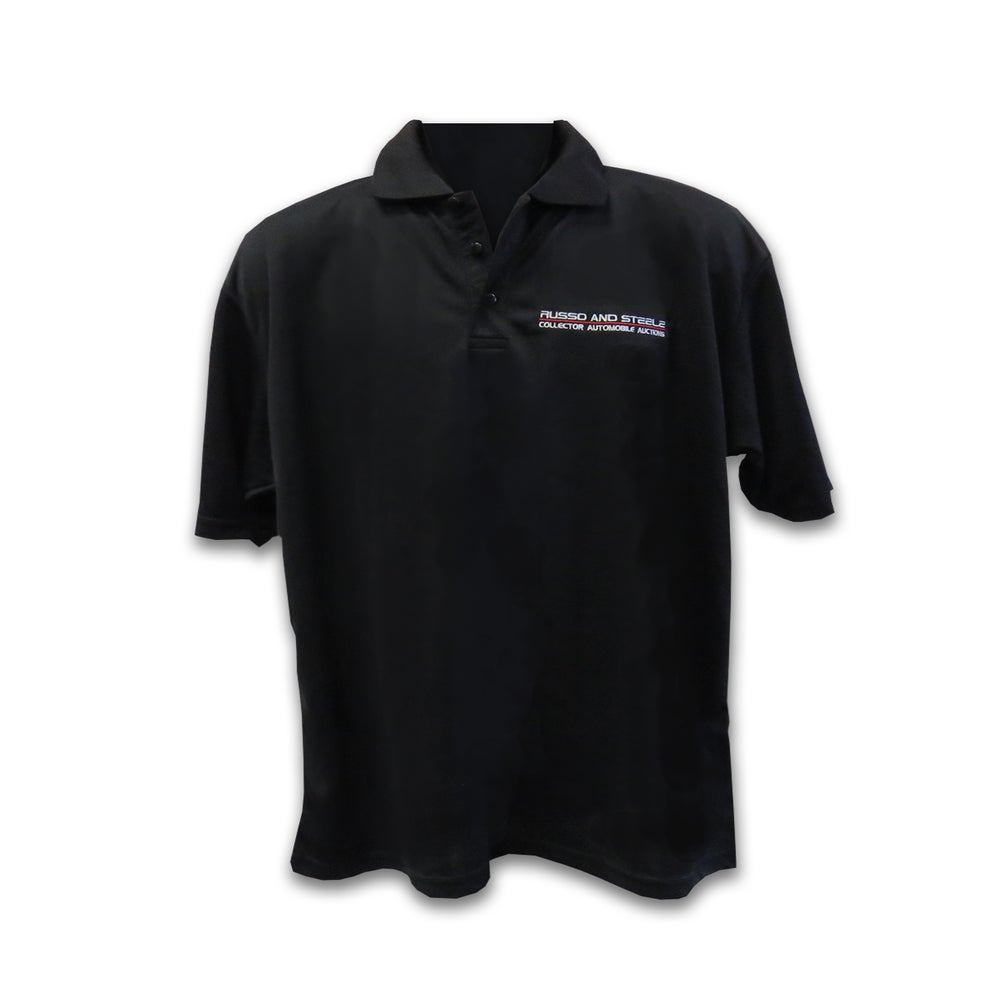 Image of Men's Polo Black