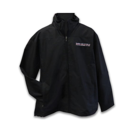 Image of Men's Windbreaker Black