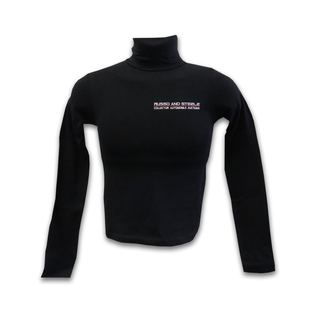 Image of Women's Turtle Neck Black