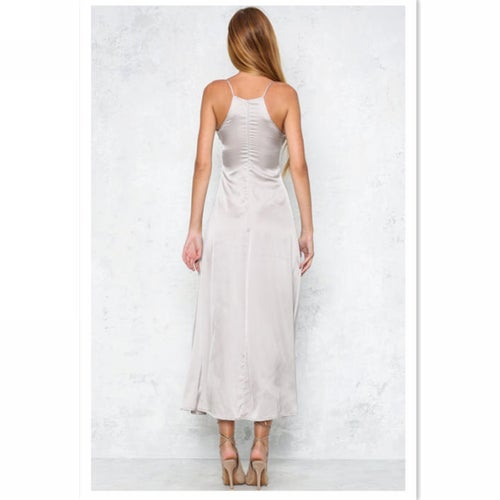 Image of Shona Dress - light grey