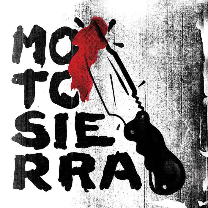 """Motosierra """"Buzo Nuevo / La Marcos"""" 7 inch"""
