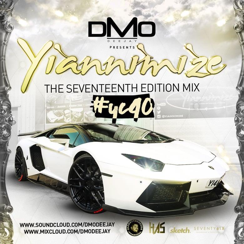 Image of Yiannimize Mix 17 Tracked CD