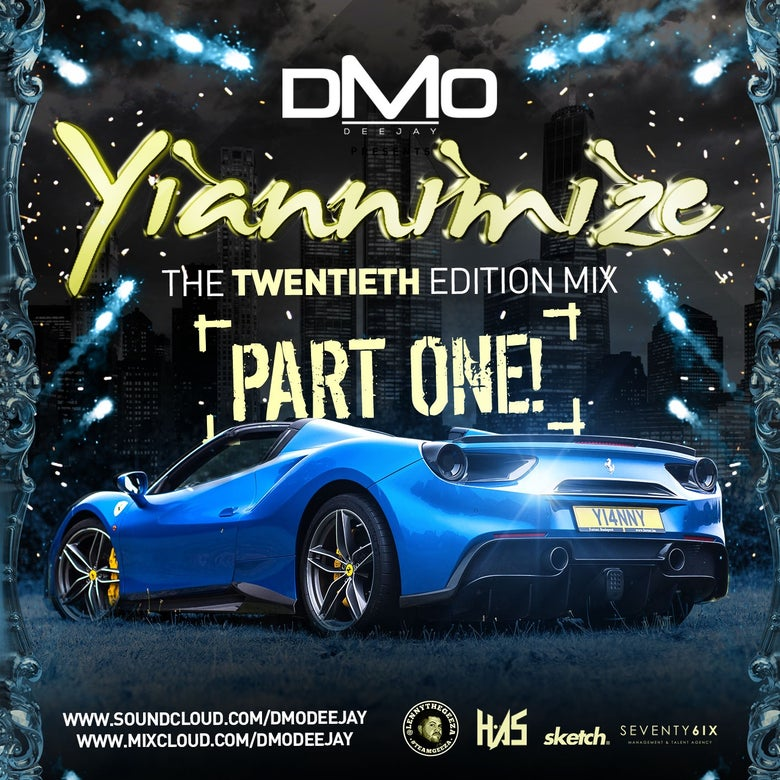 Image of Yiannimize Mix 20 (Part 1) Tracked CD