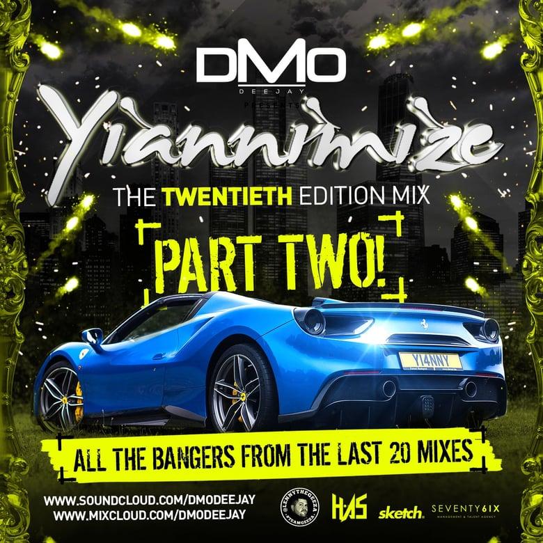 Image of Yiannimize Mix 20 (Part 2) Tracked CD