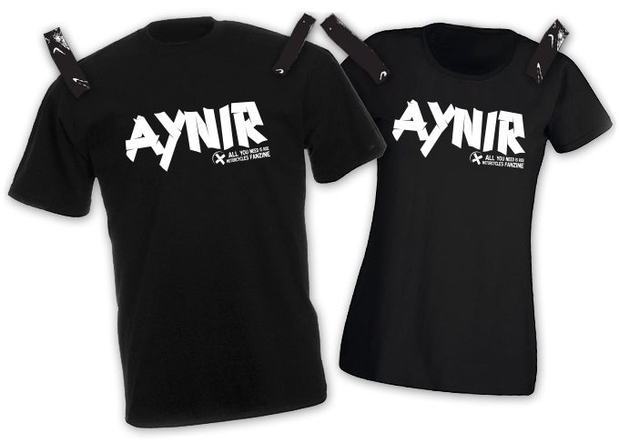 "Image of Tee-Shirt ""AYNIR TAPE"""