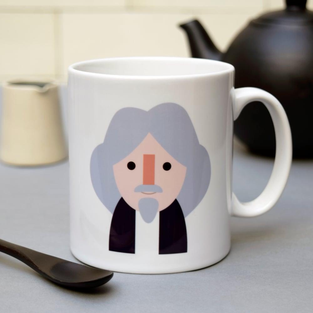 "Image of ""Big Yin"" (Mug)"