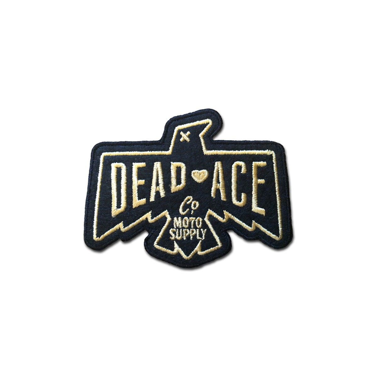 Image of Dead Crow Logo Patch