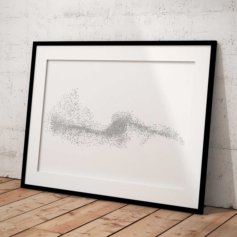 Image of Murmuration Flock