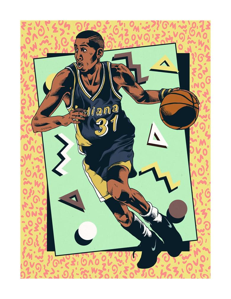 Image of Reggie