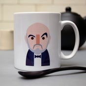 "Image of ""Milk and one shugar"" Mug"