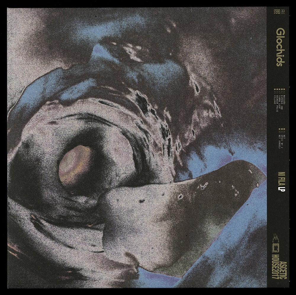 Image of Glochids 'Ni Fila' LP