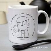 Image of Robert Burns Mug (Choice of four poems)