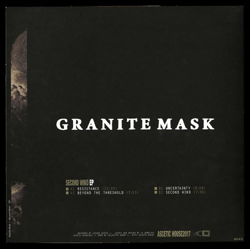 Image of Granite Mask 'Second Wind' EP