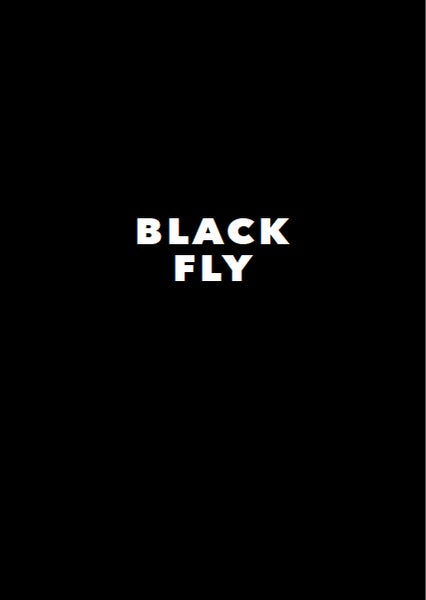 Image of Black Fly Zine - Issue 1 SOLD OUT!