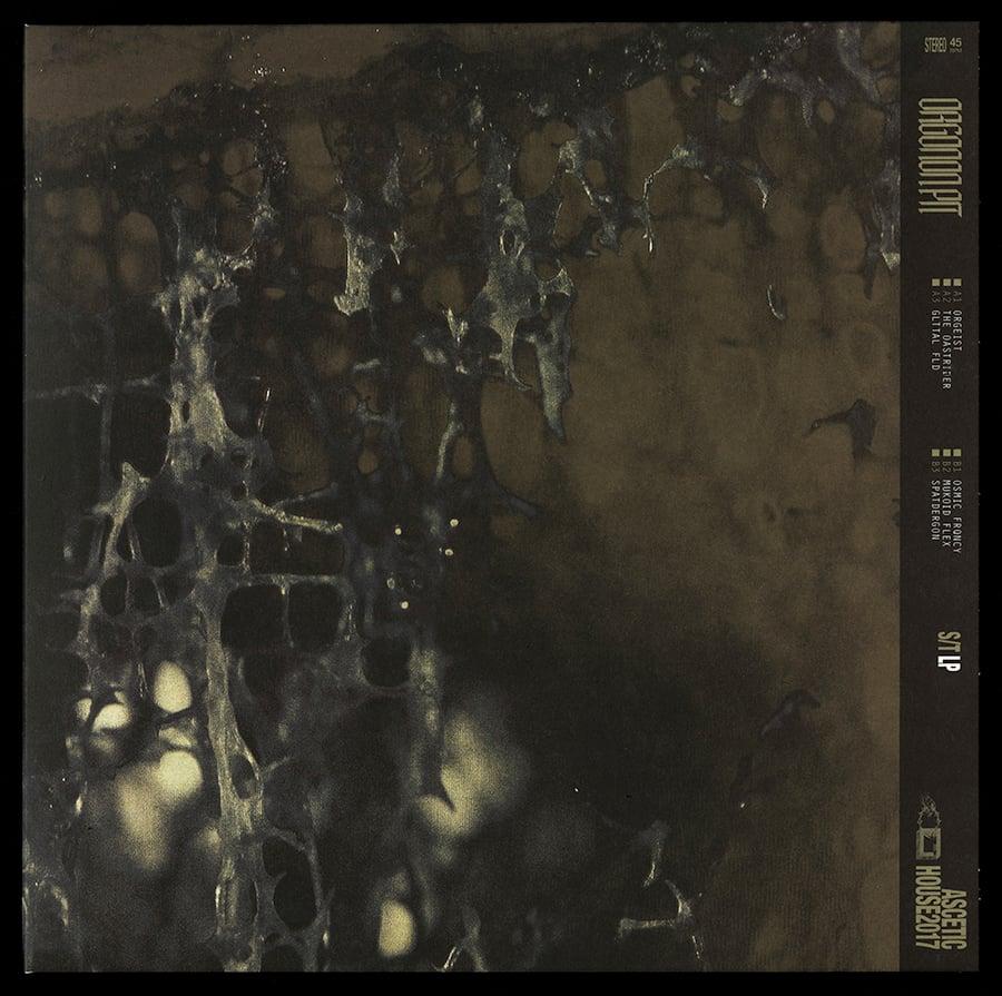 Image of Orgonon Pit 'S/T' LP