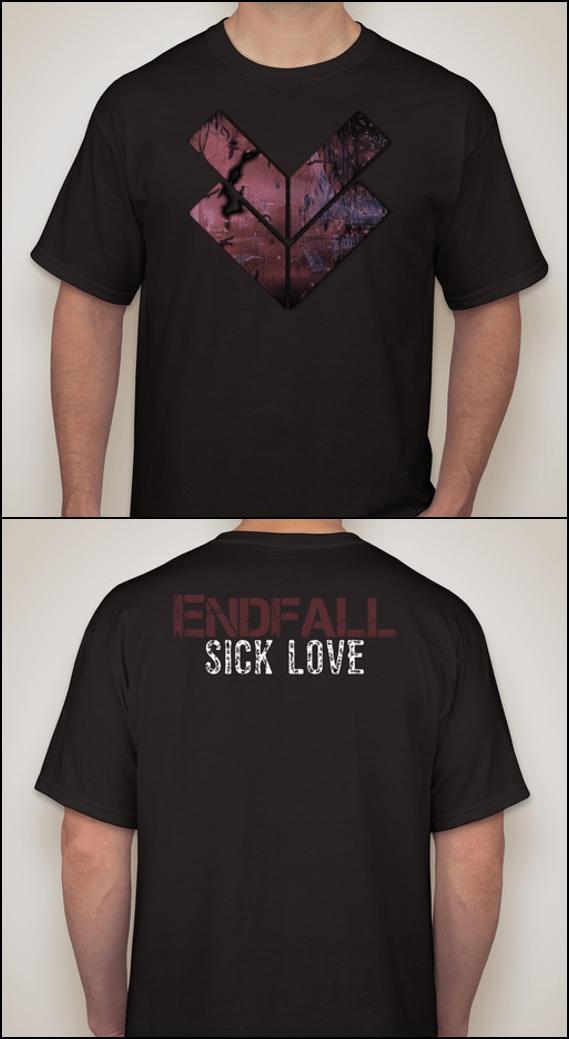 Image of Sick Love Unisex Shirt
