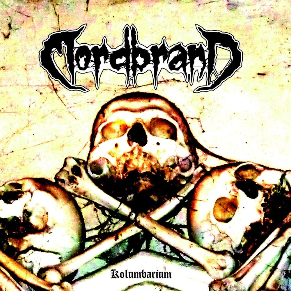 "Image of MORDBRAND "" Kolumbarium ""  7"" EP"