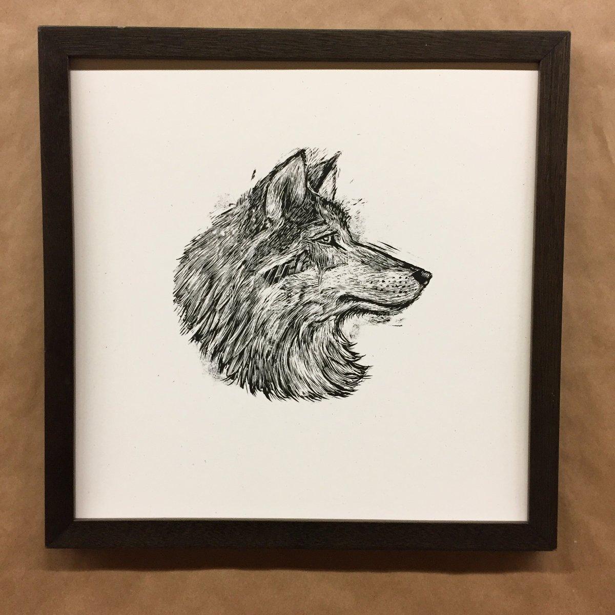 Reconstructed Timberwolf