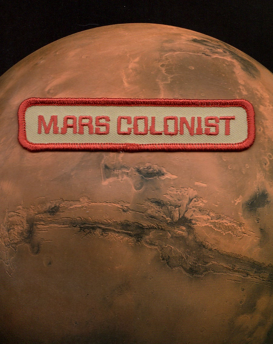 Image of Colonist Patch
