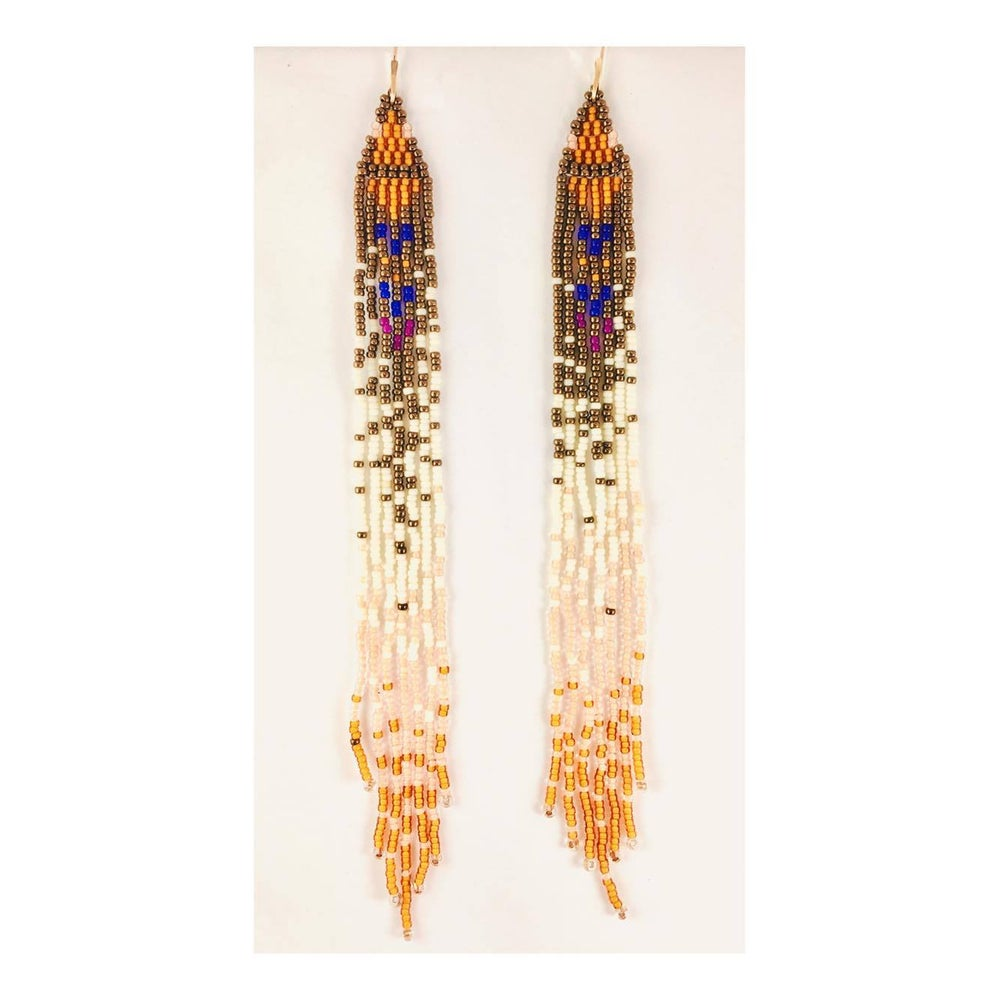 Image of Sunset Reflection Earrings