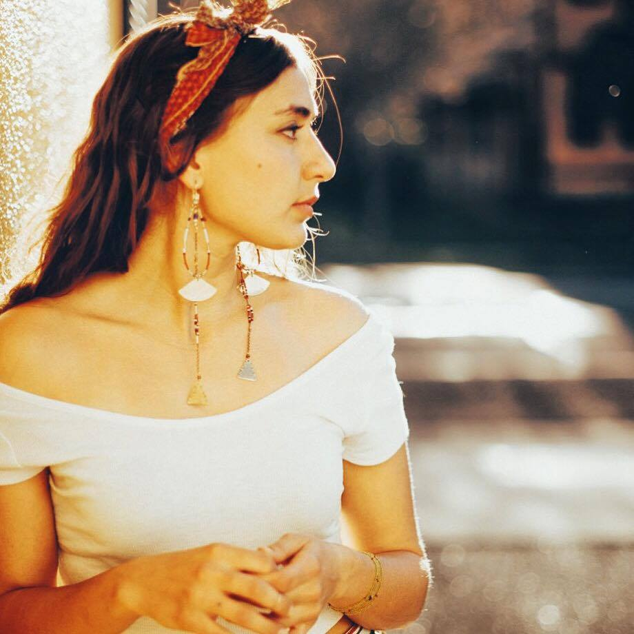 Image of Totem Earrings