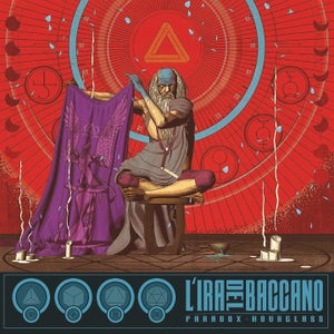 Image of L'Ira del Baccano - Paradox Hourglass - Lp Red