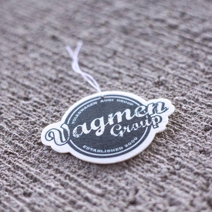 Image of Vagmen Logo Air-Fresheners