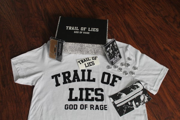 Image of God of Rage Box Set