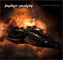 Image of Jupiter Society-First Contact/Last Warning cd