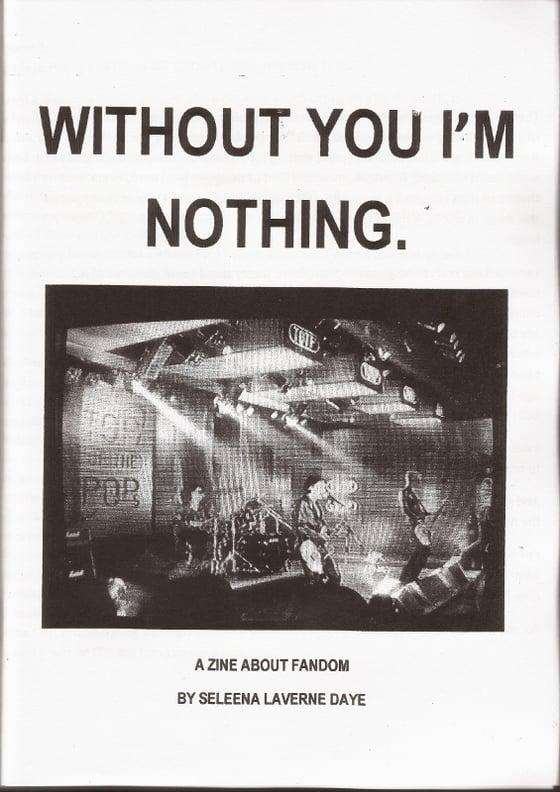 Image of Without You I'm Nothing