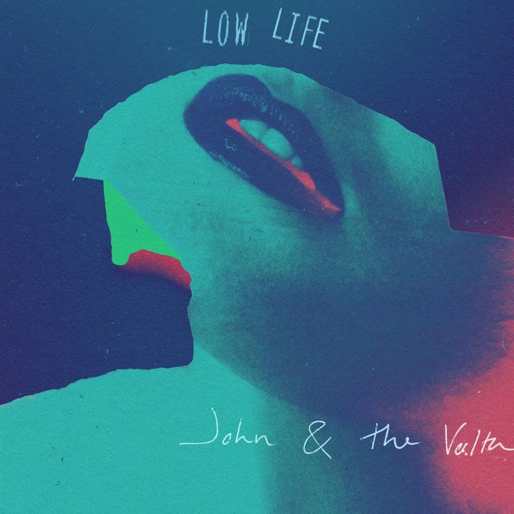 """Image of JOHN & THE VOLTA """"Low Life"""" Deluxe Vinyl"""