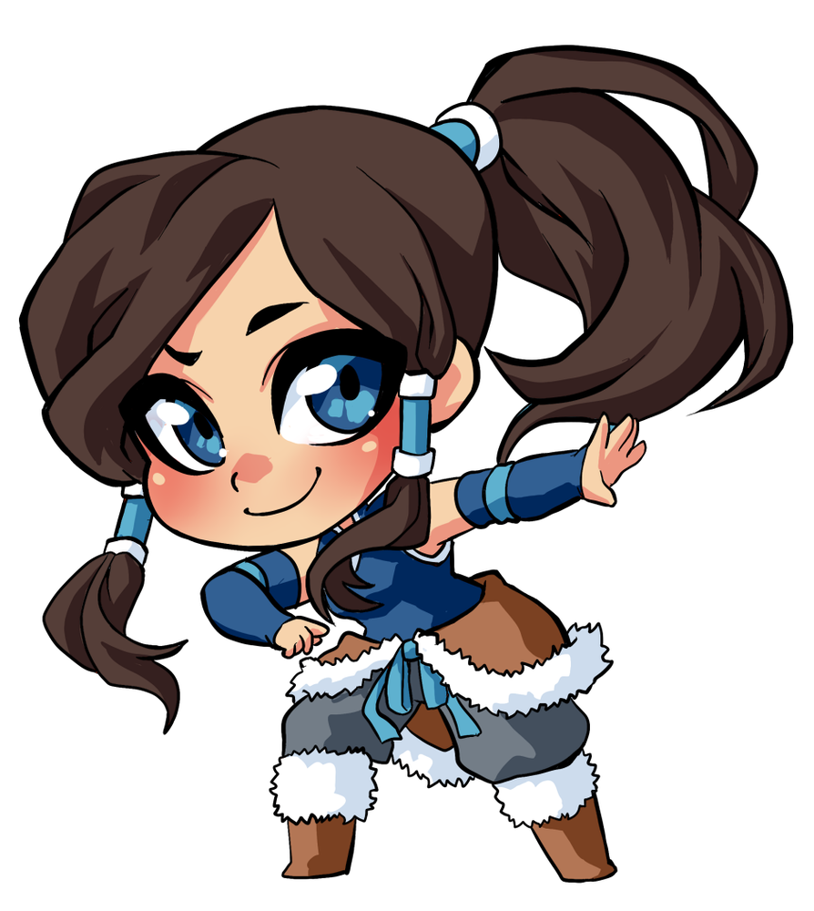 Image of Korra Gibi Sticker