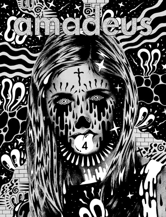 Image of Amadeus Issue 04