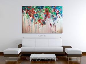 Image of 'Eruuntur' - 152x100cm