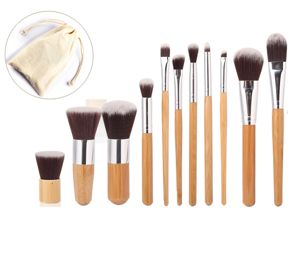 Image of 11pcs Brushes set