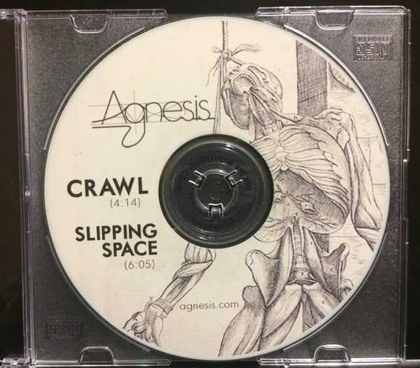 Image of CRAWL (EP)