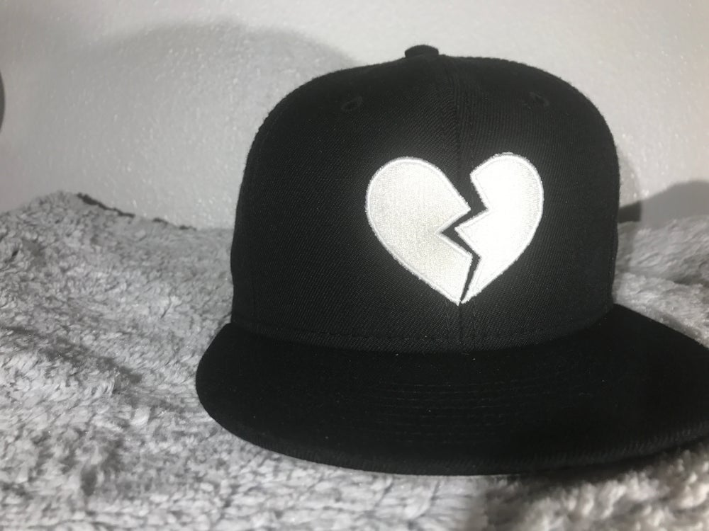 HeartBreakers Black SnapBack