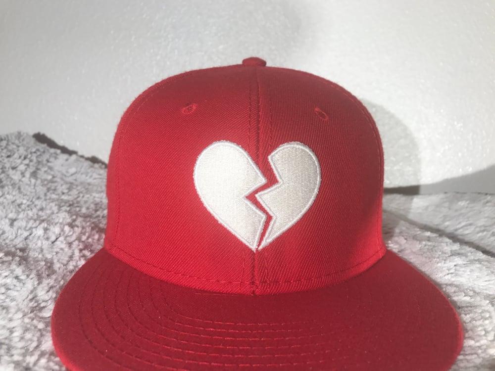 HeartBreakers SnapBack Red