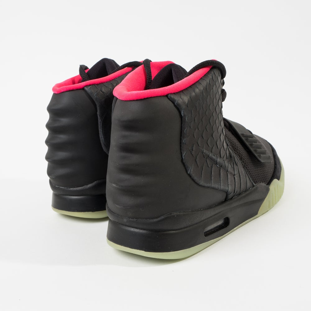 "Image of NIKE AIR YEEZY 2 NRG ""SOLAR RED"""