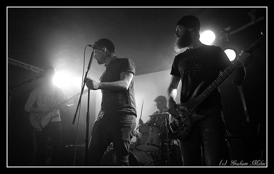 Image of Second Way at King Tuts Wah Wah Hut, Glasgow.