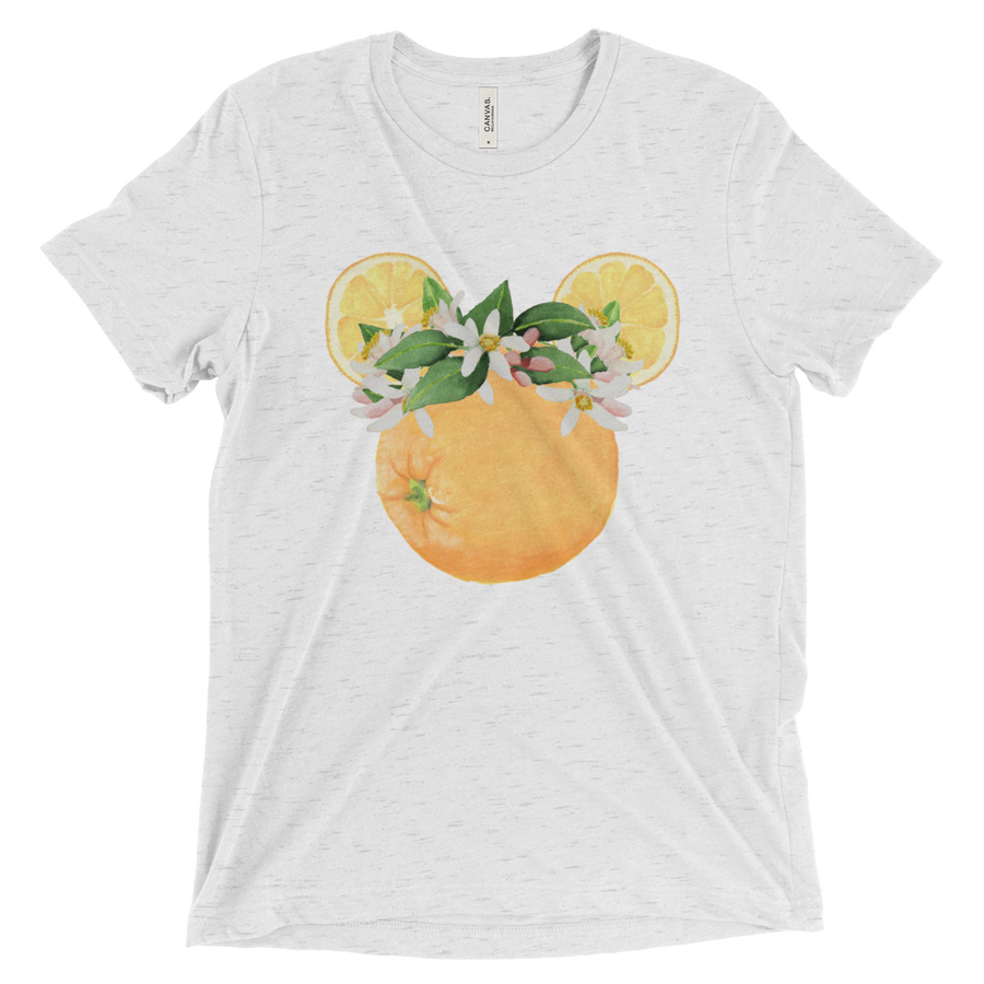 Image of Fichwa! Magical Citrus Unisex Tee Triblend
