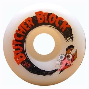 Image of BUTCHER BLOCK WHEEL COMPANY 52/101