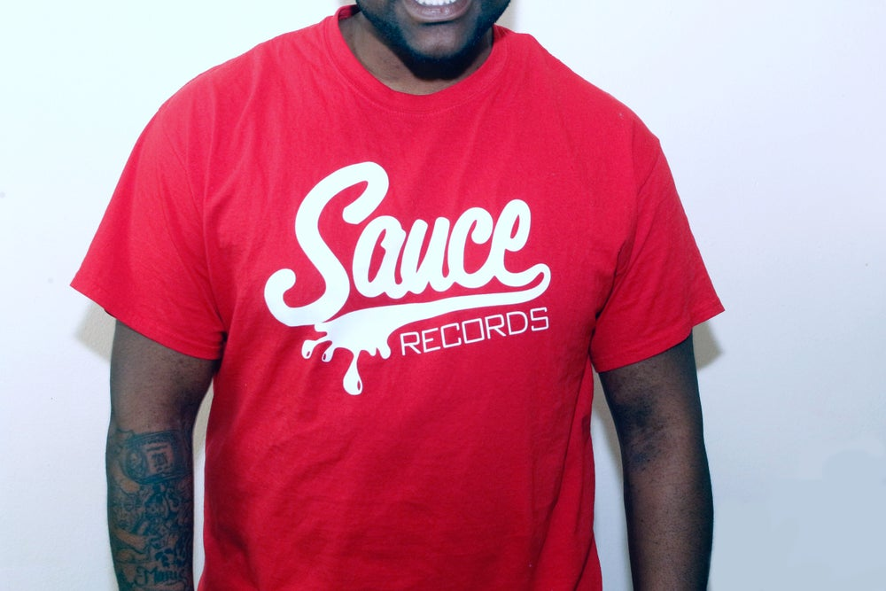 Image of Classic Sauce Records Tee
