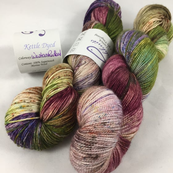 Image of Western Redbud on Warm Heart or Carrick fingering