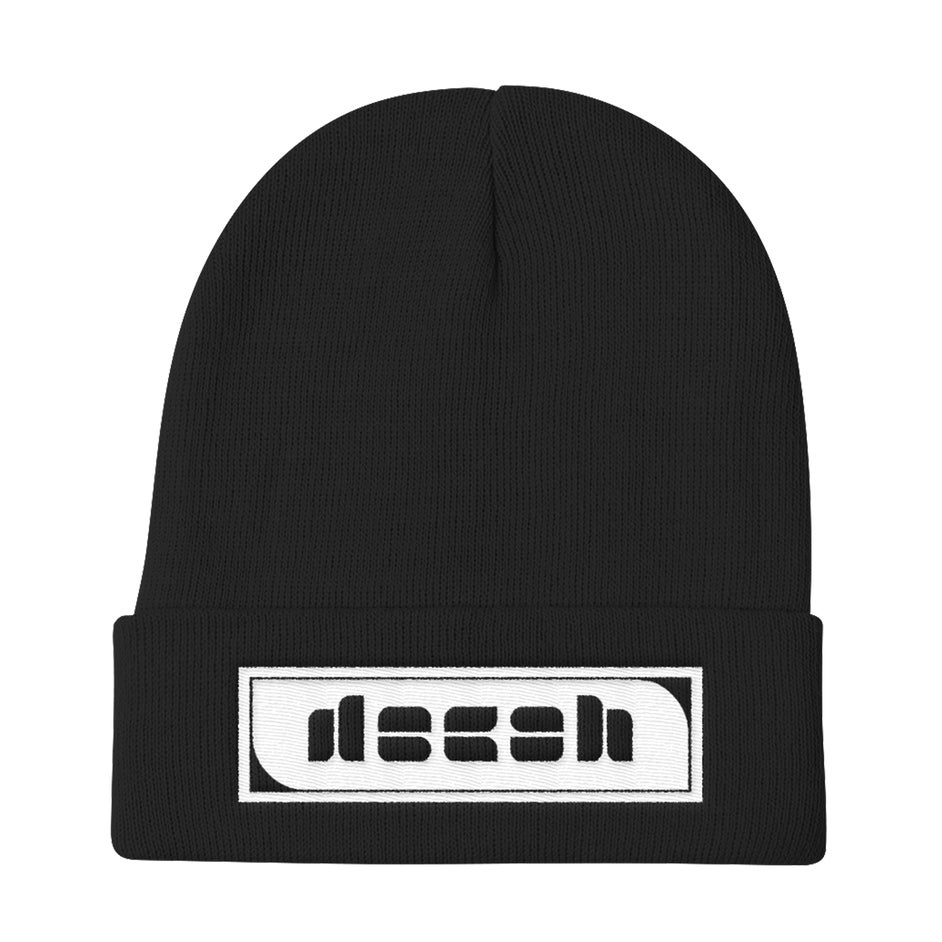 Image of decah Embroidered Beanie VII